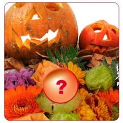 Sezonowy bukiet Halloween