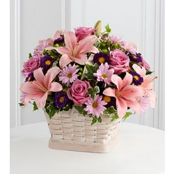 S31-4509 Loving Sympathy™ Basket
