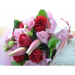 Valentine's Day Red & Pink Bouquet