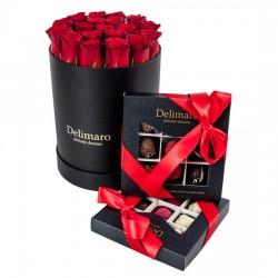 Flowerbox z trufami Delimaro™