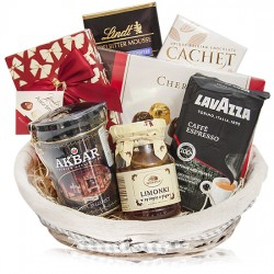 Gourmet baskets business gifts poczta kwiatowa interflora pl gifts gift basket for anna negle Image collections