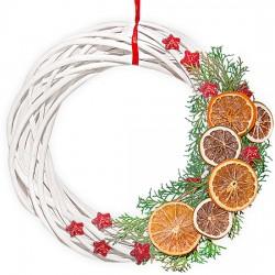 "Christmas wreath ""It's Christmas Day"""