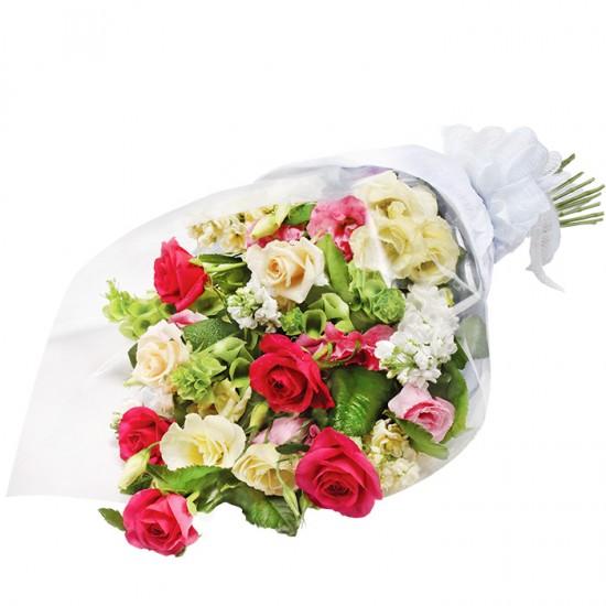 Kwiaty Romantyczna historia