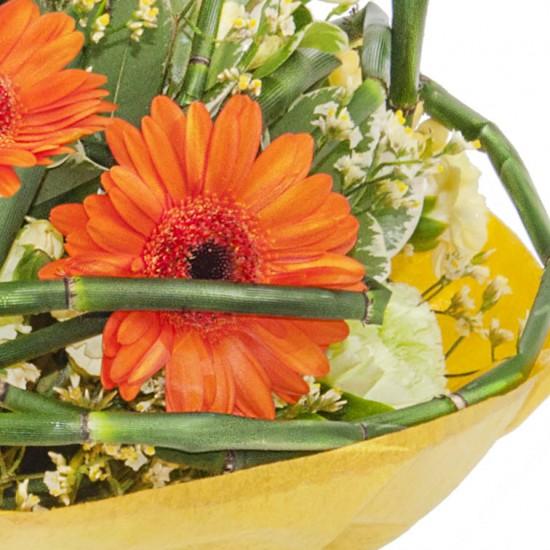 Kwiaty Letni uśmiech