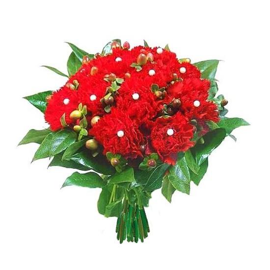 Kwiaty - goździki