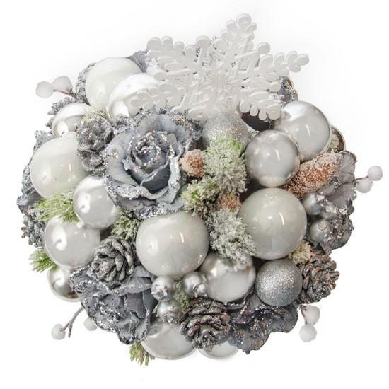 Stroik-Flowerbox szary