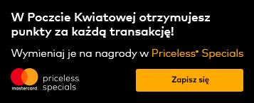 Mastercard Priceless Specials Poczta Kwiatowa