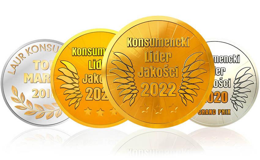 Medale Poczta Kwiatowa®