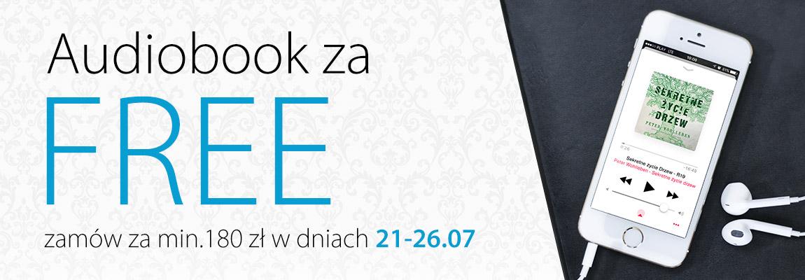 Audiobook za free!