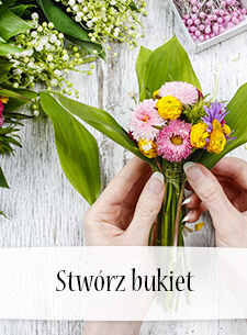 Bouquet creator