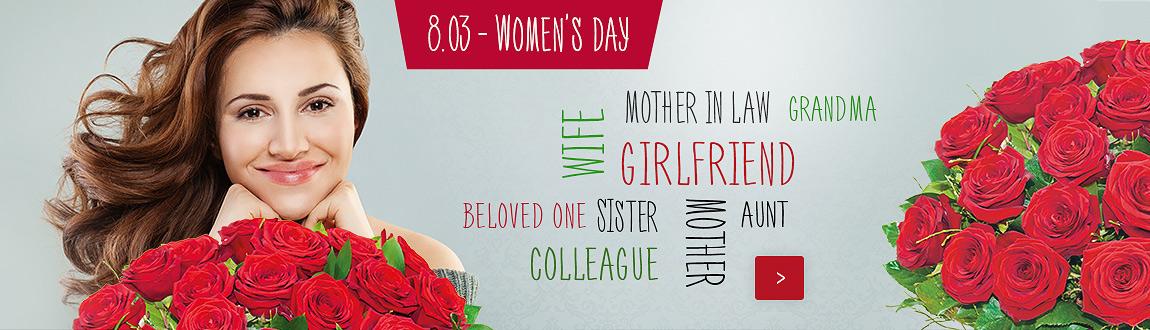 08.03 - Women's Day