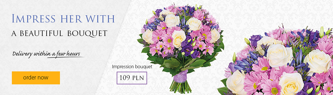 Impression bouquet