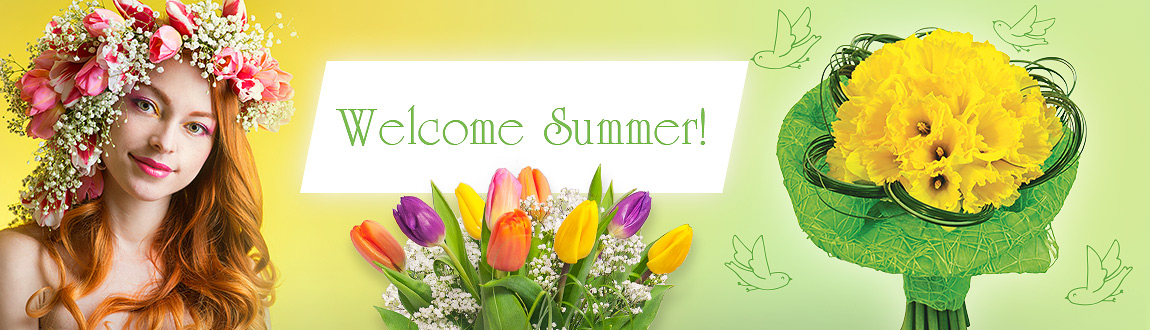 Welcome Summer!