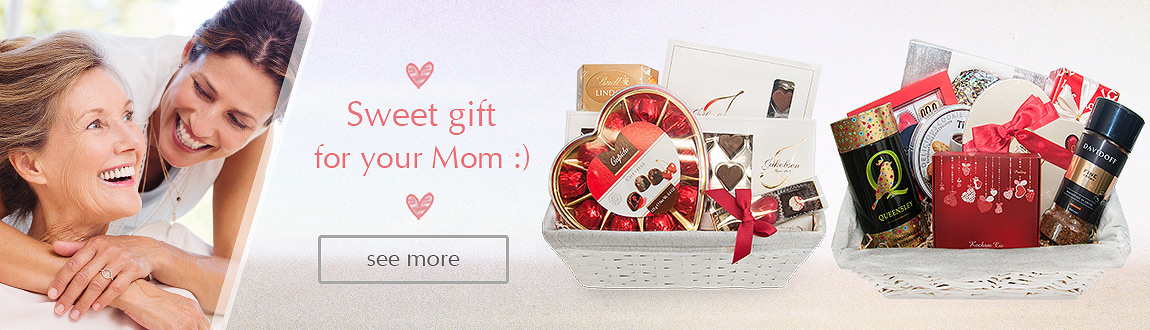26.05 - Sweet Gift for Mom :)