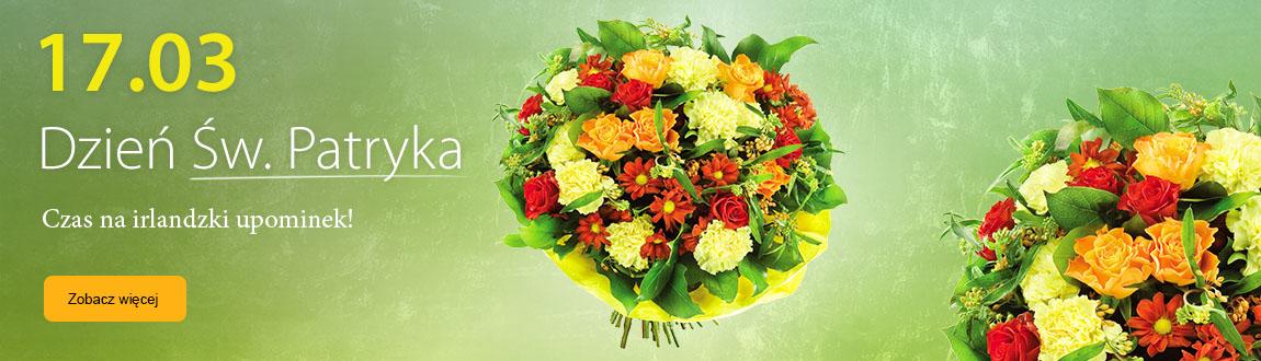 Kwiaty dla Super Kobiety!