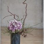 Ikebana - japońska sztuka układania kwiatów
