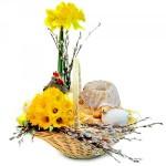 Poczta Kwiatowa na Wielkanoc