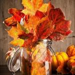 Dekoracje inspirowane jesienią