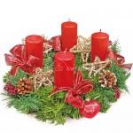 Urok świątecznych stroików