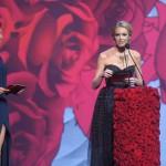 Rozdanie nagród podczas Plebiscytu Róże Gali 2014