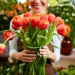 Savoir-vivre wręczania kwiatów