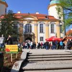 Poczta Kwiatowa na XXVI Festiwal Kwiatów i Sztuki w zamku Książ