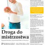 Droga do mistrzostwa - wywiad z reprezentantem Polski w Mistrzostwach Świata we florystyce, Berlin 2015