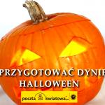 Dynia na Halloween - jak ją zrobić?