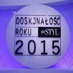 Gala konkursu Doskonałość Roku 2015 Twój Styl