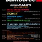 Międzynarodowy Festiwal Jazz 2015