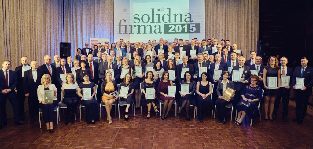 Laureaci Solidna Firma 2016