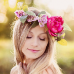 Jak zrobić wianek z żywych kwiatów?
