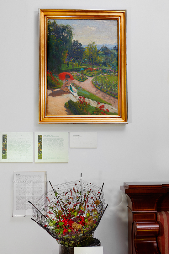 Wystawa Kwiaty i Sztuka