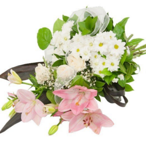 lilie i margaretki