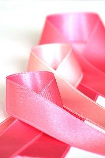 różowe wstążki
