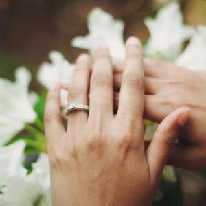 Kwiaty na zaręczyny