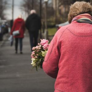 Kwiaty dla seniora
