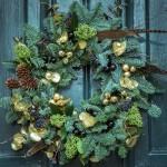 5 najpiękniejszych wieńców na Święta Bożego Narodzenia