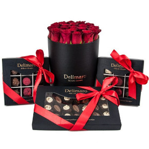 czekoladki Delimaro