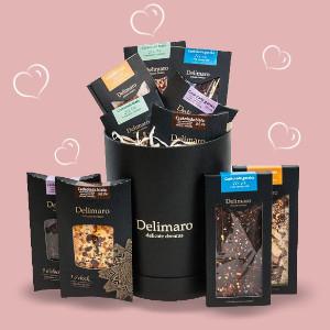 Walentynkowe czekoladki