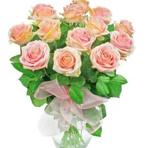 Róże dla młodej mamy