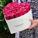 Flowerbox dla przyszłej narzeczonej