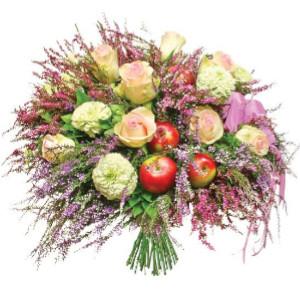 Bukiet Impresja - kwiaty na jesienny ślub