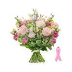 """Poczta Kwiatowa wspiera akcję """"Różowa wstążka"""""""
