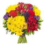 Kwiaty - sposób na jesienną chandrę