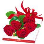 Romantyczne bukiety na Walentynki