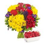 Letni powiew w wystroju mieszkania z wykorzystaniem kwiatów