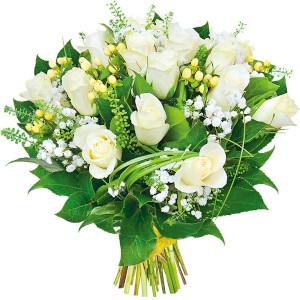 Kwiaty na lipcowy ślub