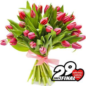 Tulipany WOŚP