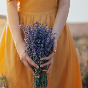 Terapia kwiatami na ukojenie nerwów